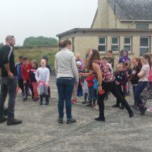 New Inn, Bullaun, Gurteen, Ballymacward, Galway City children at play in Woodlawn | B. Doherty 2018