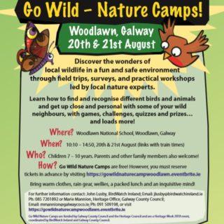 Go Wild Camp