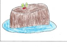 Nana's Christmas Pudding