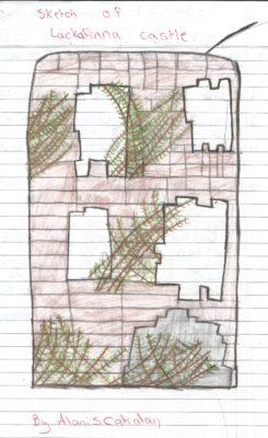 Lackafinna Castle | Alanis Cahalan