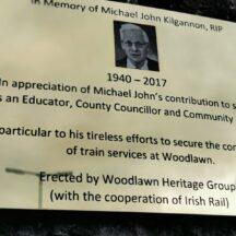 Tribute to Michael John | M. Kenny