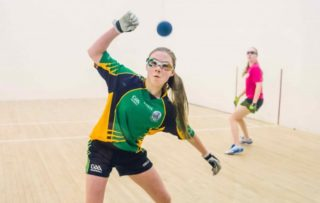 niamh_heffernan_at play | GAA Handball Ireland, CC-BY-NC-ND