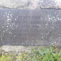 Plaque at Páirc Lár, Spiddal | Moycullen Historical Society