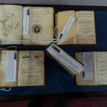 Roderic O'Flaherty books from The James Hardiman Library NUIG