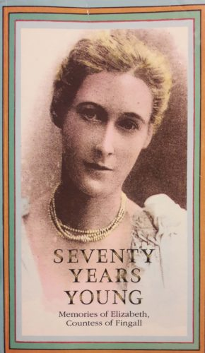 Cover of Daisy's Memoirs, Seventy Years Young