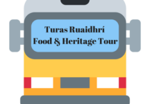 TURAS RUAIDHRÍ, Food and Heritage bus tour