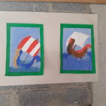 Childrens' Art Exhibition