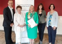 Moycullen Heritage Category Winner at the Prestigious CAHG Awards