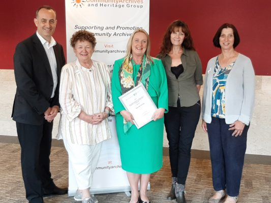 Moycullen Heritage A Category Winner at the CAHG Awards 2019 | Moycullen Heritage