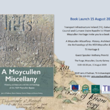 The TII and Moycullen Heritage invite you to the launch of A Moycullen Miscellany