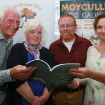 Launch of A Moycullen Miscellany - History, Architecture and the Archaeology of the N59 Moycullen Bypass | Sean Lydon Photographer