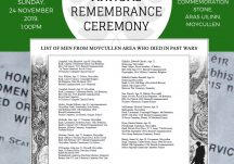 Annual Remembrance Ceremony 2019