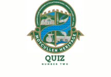 Moycullen Heritage Quiz 2 Answers