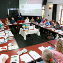 Moycullen Heritage welcome fellow iCan member groups to our village | Moycullen Heritage