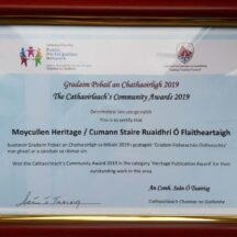 Best Heritage Publication 2019 | Moycullen Heritage