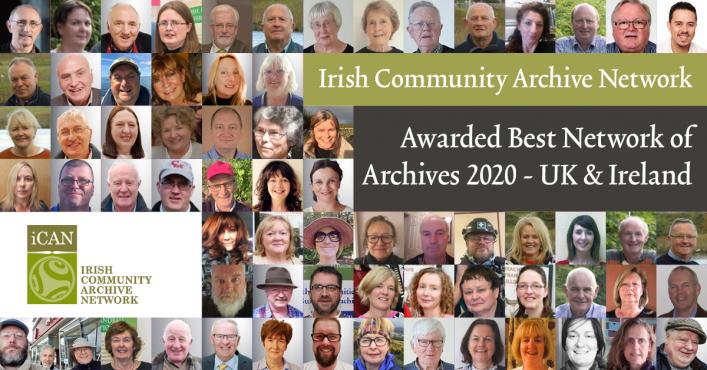 Irish Community Archive Network | NMI