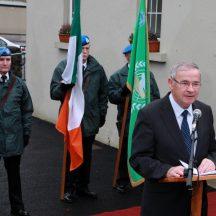 Photo 14 Unveiling of Commemoration Stone 2014