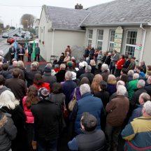 Photo 16 Unveiling of Commemoration Stone 2014