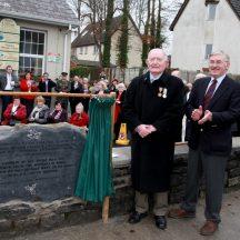 Photo 18 Unveiling of Commemoration Stone 2014