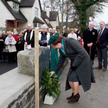 Photo 19 Unveiling of Commemoration Stone 2014