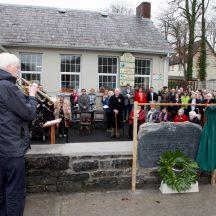 Photo 20 Unveiling of Commemoration Stone 2014