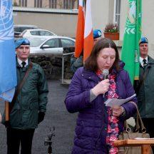 Photo 31 Unveiling of Commemoration Stone 2014