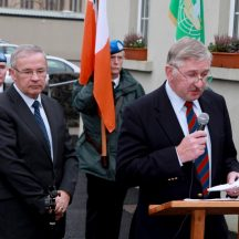 Photo 33 Unveiling of Commemoration Stone 2014