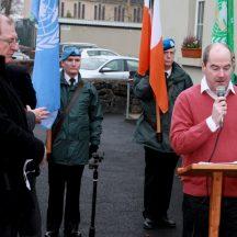 Photo 34 Unveiling of Commemoration Stone 2014