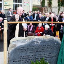 Photo 37 Unveiling of Commemoration Stone 2014