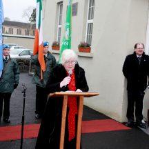 Photo 38 Unveiling of Commemoration Stone 2014