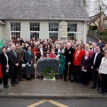 Photo 40 Unveiling of Commemoration Stone 2014