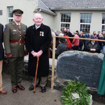 Photo 41 Unveiling of Commemoration Stone 2014