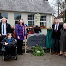 Photo 50 Unveiling of Commemoration Stone 2014
