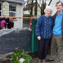 Photo 52 Unveiling of Commemoration Stone 2014