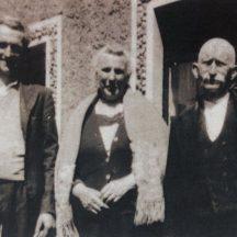 John, Mary and Malachy Bohan, Circa 1940 | Photo: Mary Croke