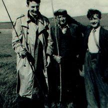 John Conneely, Eoin Naughton and Jackie McDonagh | Photo courtesy John Conneely