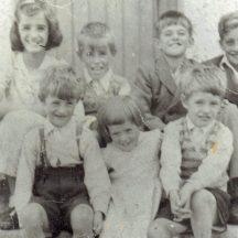 Eddie, Judy, Denny, Maisie, Walter, Tommy and Jackie McDonagh | Photo courtesy Bina McDonagh