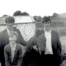 Margaret O'Sullivan, Denny and Eddie McDonagh | Photo courtesy Judy Darcy