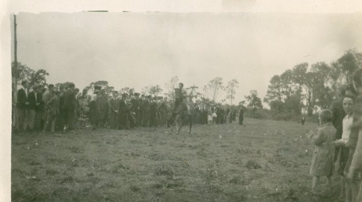 Unknown Event at Moycullen | Hazel Morrison