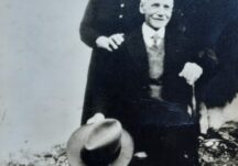 Edward (Edmund) Griffin and Penelope (Nappy) Concannon 1900