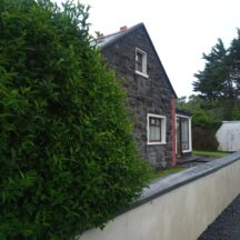 The railway cottage at Homefarm/Clooniffe | Moycullen Heritage