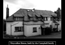Moycullen House in 1974 - A home away from home
