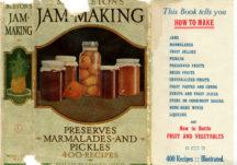 Mrs. Beeton's Jam Making 1924