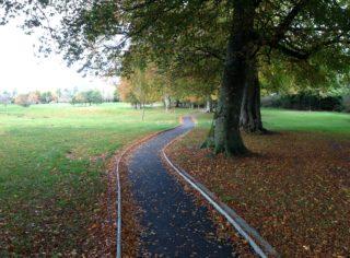09. Palace Grounds Park