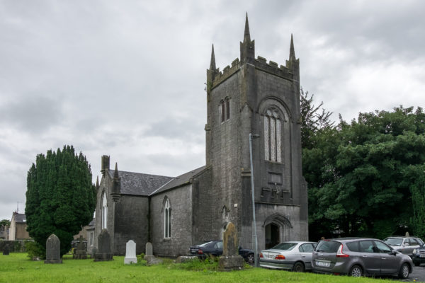 Old Parish Church/Loughrea Library