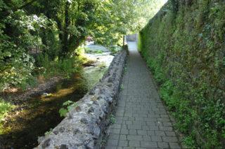 03. The riverside walkway