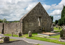 06. ST BRIGID'S CHURCH AND  GRAVEYARD, GARRYBREEDA