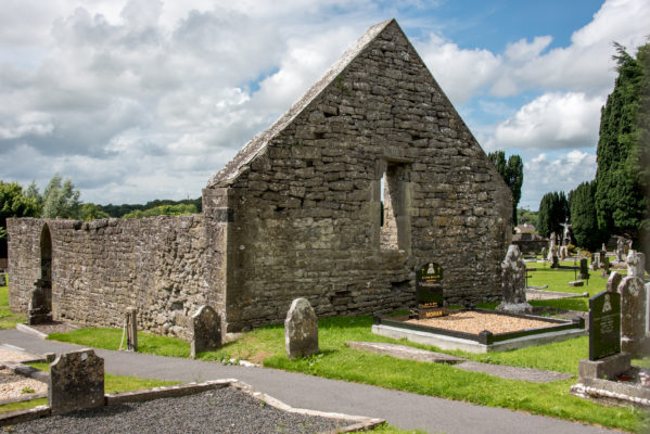 St.Bridget's Church and Graveyard Garrybreeda