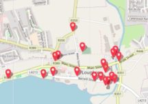 Loughrea Heritage Trail Map