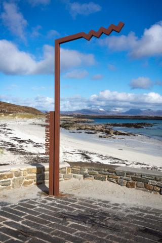 Bunowen Bay Wild Atlantic Way | Roger Harrison
